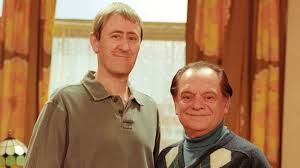 My brother and I, are nicknamed Delboy and Rodders... but who is who?