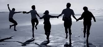 We all need friends in life, they keep us going when the chips are down and keep us up when life is good.