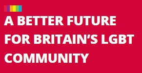 Labour's catchphrase for their LGBT pledge.