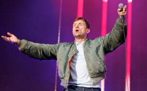 Damon Albarn's has been a crutch I have used a lot throughout my life.